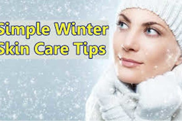 Simple winter skin care tips