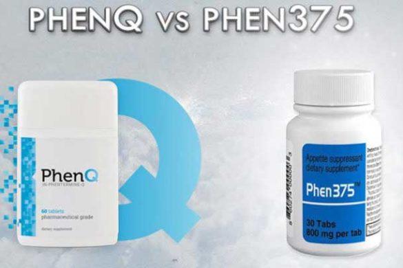 PhenQ vs Phen375