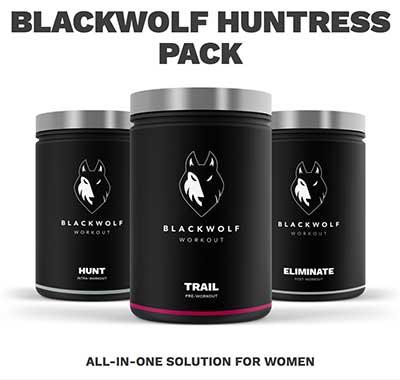 Blackwolf Huntress Pack