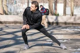 winter workout wear for men