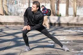winter workout wear for men