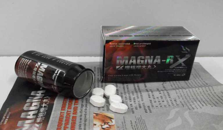 Colors Magna RX Male Enhancement Pills