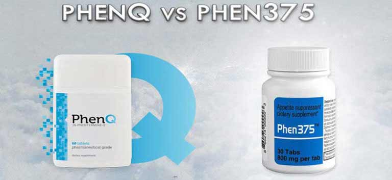 PhenQ vs Phen375 Weight Loss Review (Updated Oct'2018) Best Diet Pills